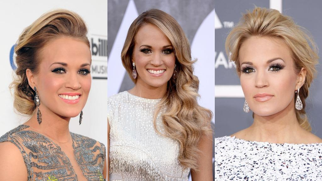 Relive Your Hair with the Hairstyles Inspired By Carrie Underwood