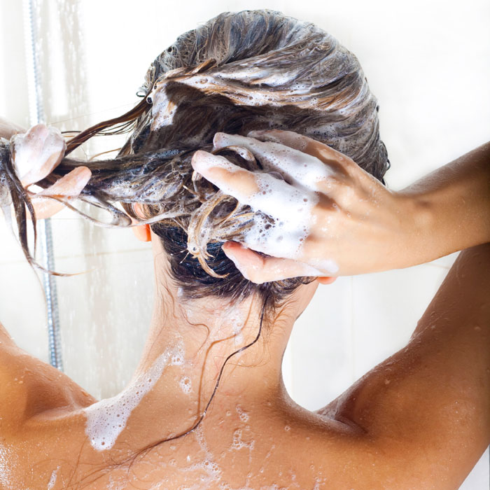 Do not shampoo more than once or twice a week