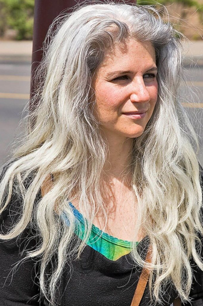 50 Beautiful Gray Hairstyles For Women Over 50hairdo Hairstyle