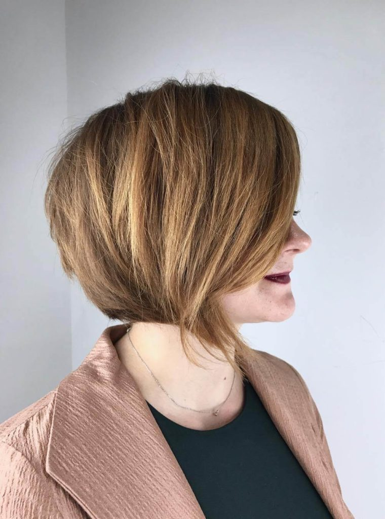 Hairstyles for Women Over 50 With Highlights