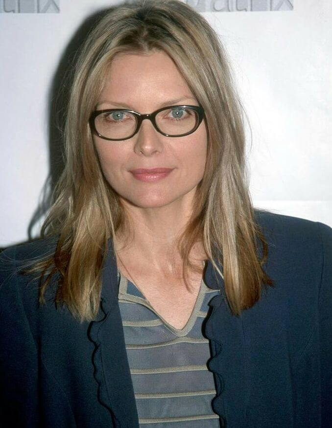 Medium Length Hairstyles For 50 Year Old Woman With Glasses