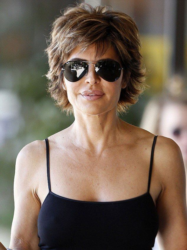 60 Hairstyles For Women Over 50 With Glasses Hairdo Hairstyle