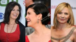 50 Hairstyles for Women Over 50 with Round Faces