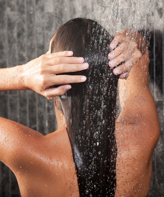 Lesson Your Hair Washings