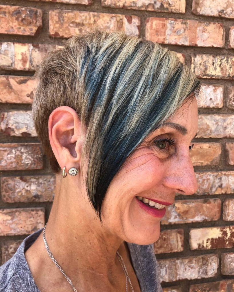 Top 60 Pixie Hairstyles For Women Over 50