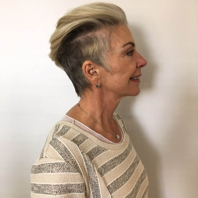 60 Most Popular Short Hairstyles For Women Over 50