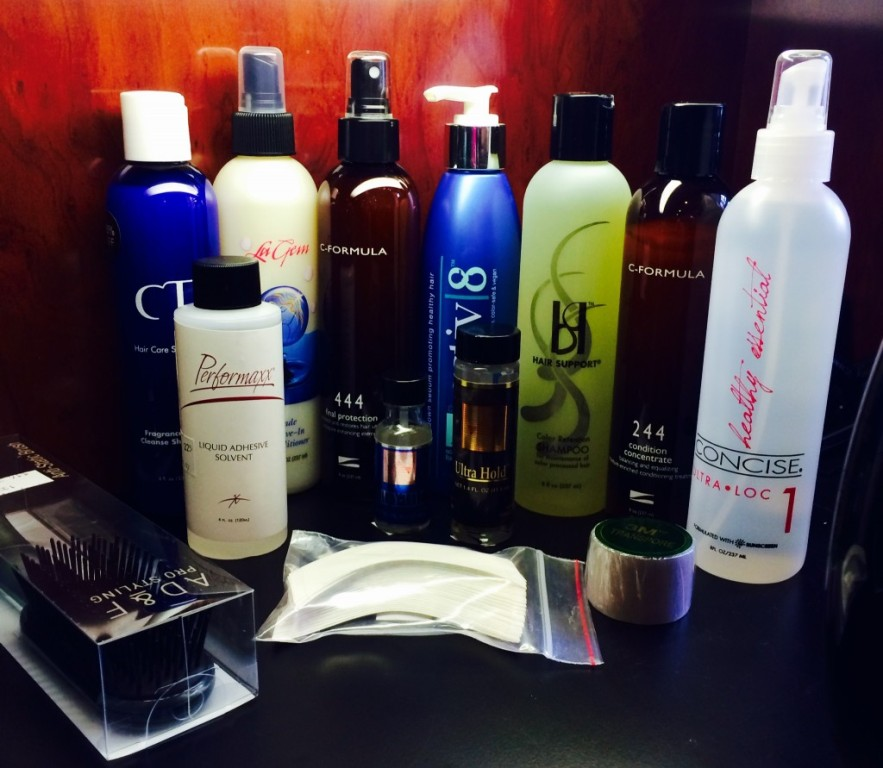 Use Better Styling Products