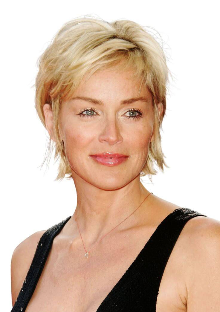 Very Short Hairstyles for Women Over 50