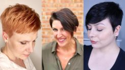 51 Very Short Hairstyles for Women Over 50
