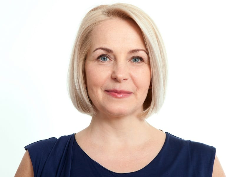 bob hairstyle for women over 50