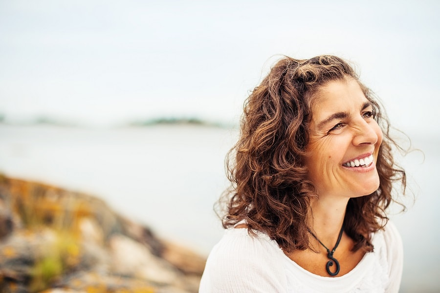 best layered hairstyles for women over 50