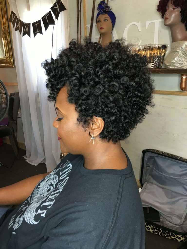Crochet Braids For Short Hair