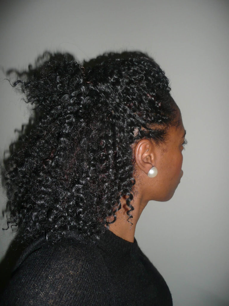 Crochet Braids with Kanekalon Hair