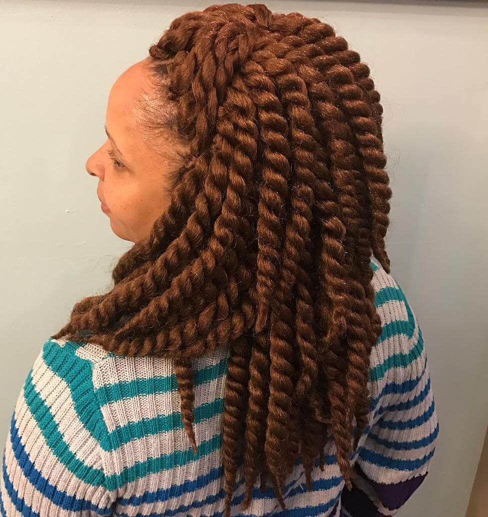 Crochet Cornrow