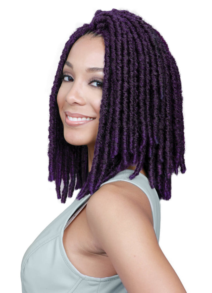 Dreadlock Crochet Braids
