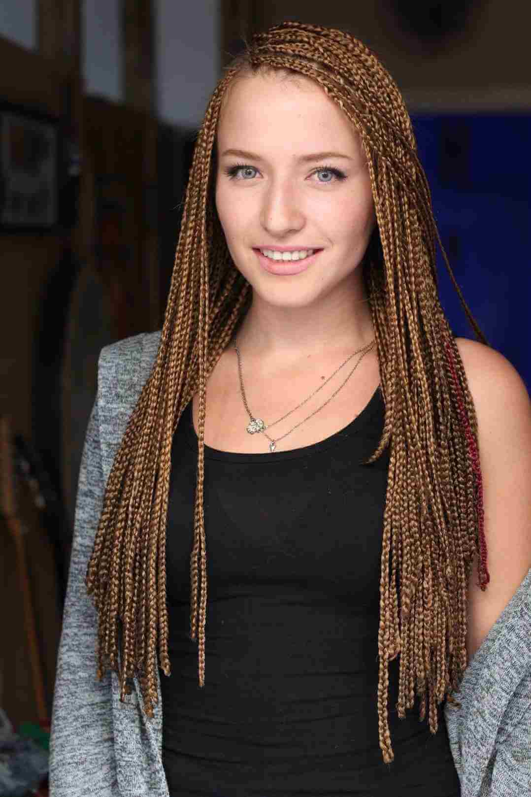 Cornrow Braids for Teens