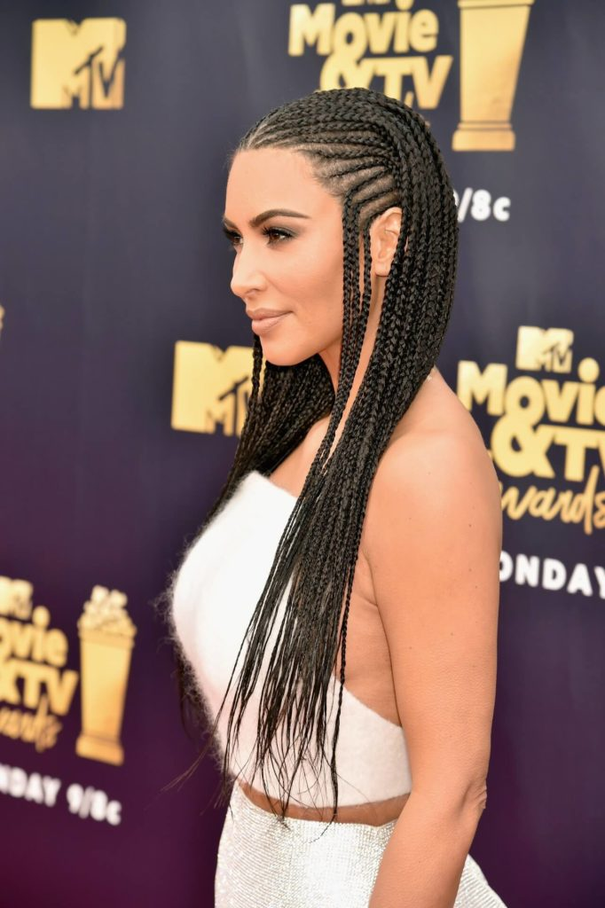 Mexican Cornrow Braids