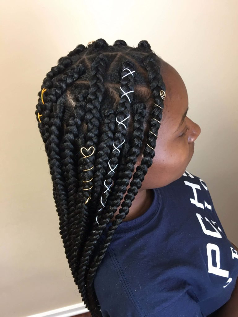 Large Cornrow