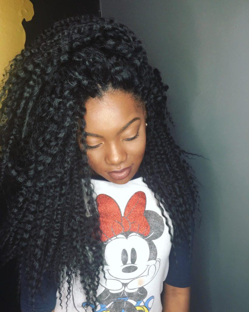 Romance Curl Crochet Braids