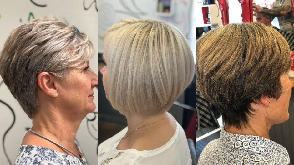 60 Popular Blonde Hairstyles For Women Over 50