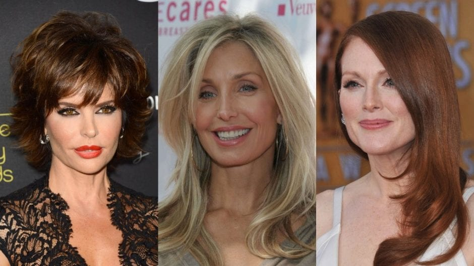 50 Different Types Of Color Hairstyles For Women Over 50