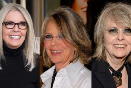 Diane Keaton Hairstyles for Women Over 50