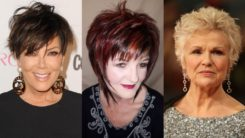 50 Splendid Edgy Hairstyles for Women Over 50