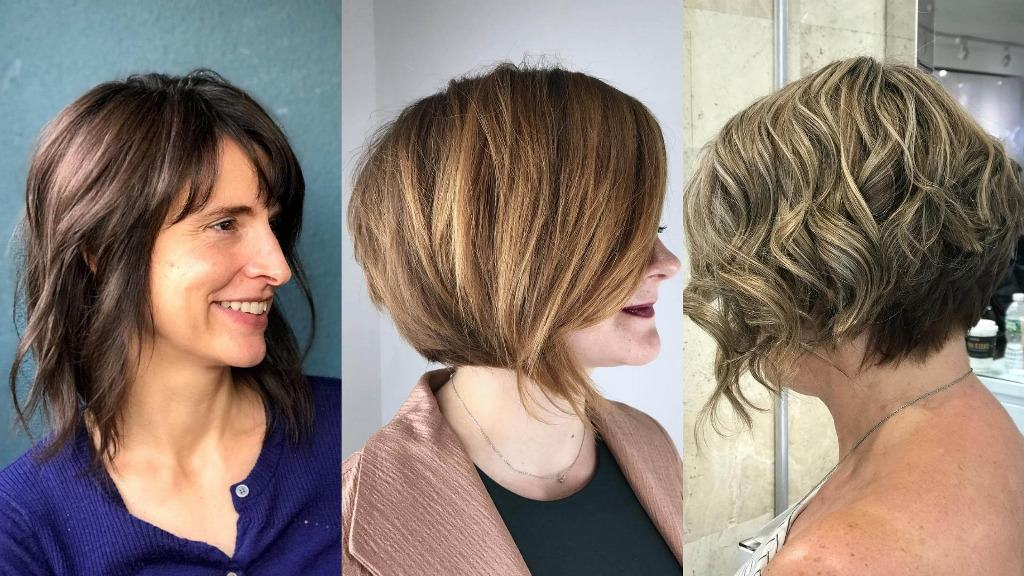60 Hairstyles For Women Over 50 With Highlights