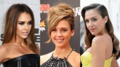 Trending Hairstyles of Jessica Alba in 2018