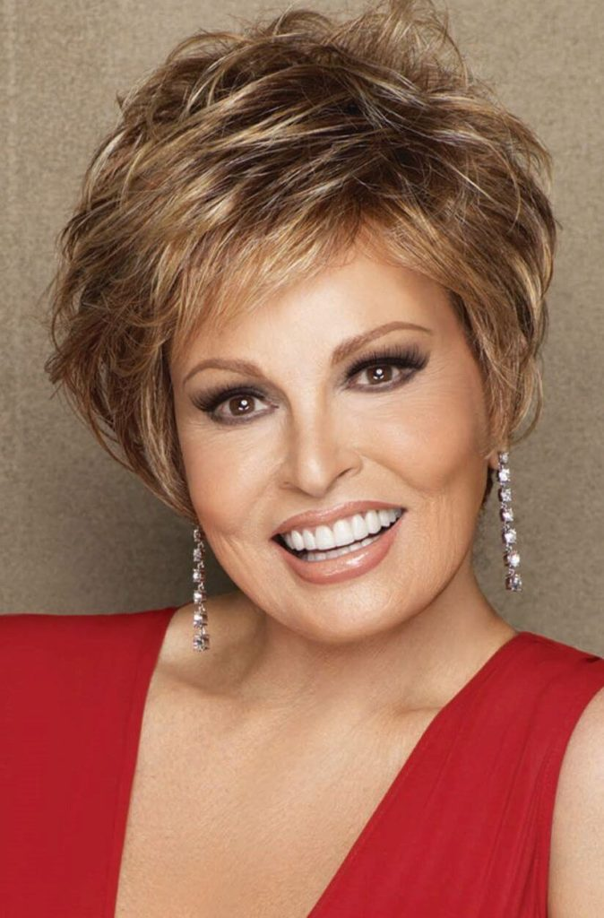 Raquel Welch Hairstyles for Women Over 50