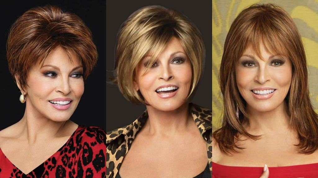 50 Raquel Welch Hairstyles for Women Over 50