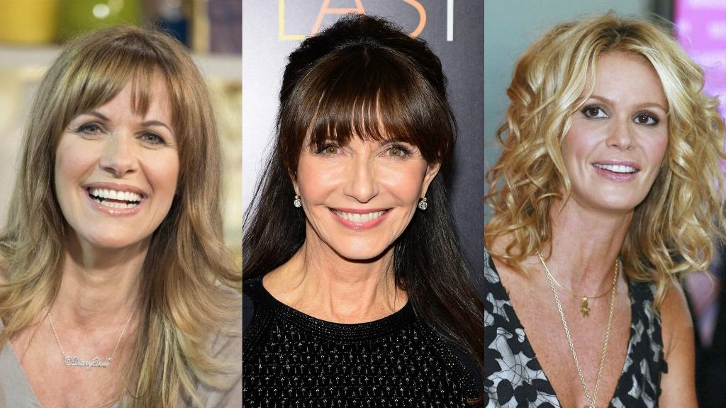 50 Simple Hairstyles for Women Over 50