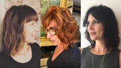 50 Super Cool Shaggy Hairstyles for Women Over 50
