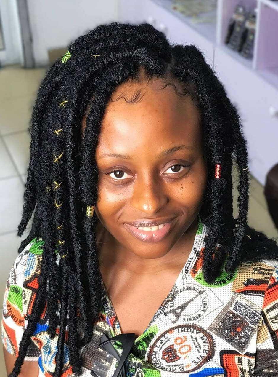 Nigerian Braids Hairstyles