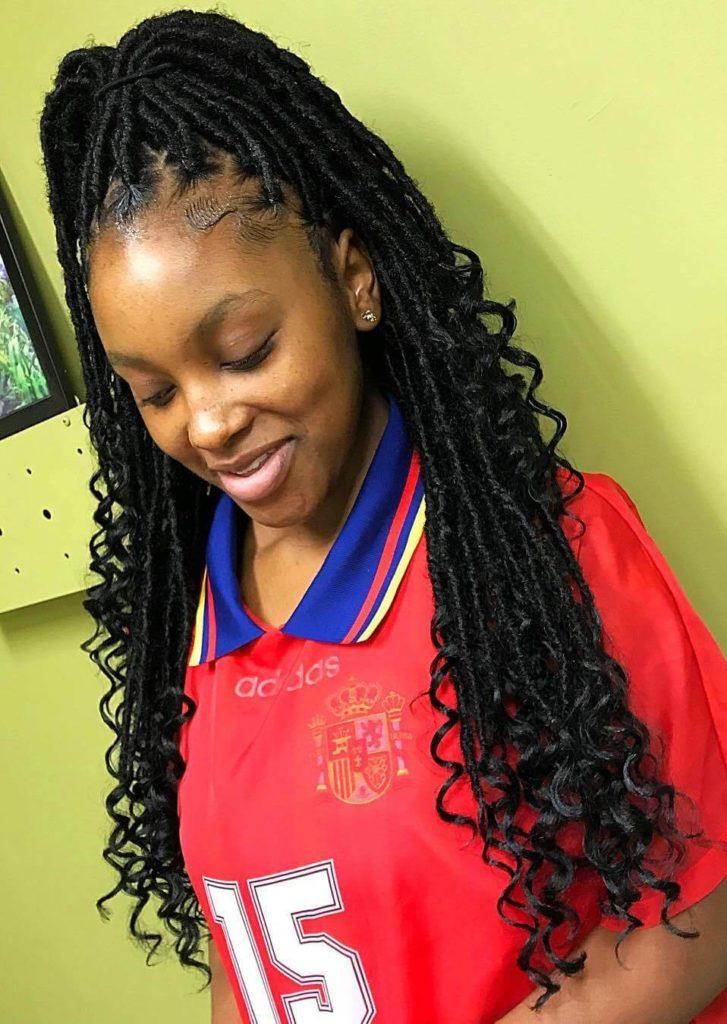 Nigerian Braids Hairstylesl