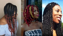 Big Braids Hairstyles – 27 Various Styles You Can Try for Yourself