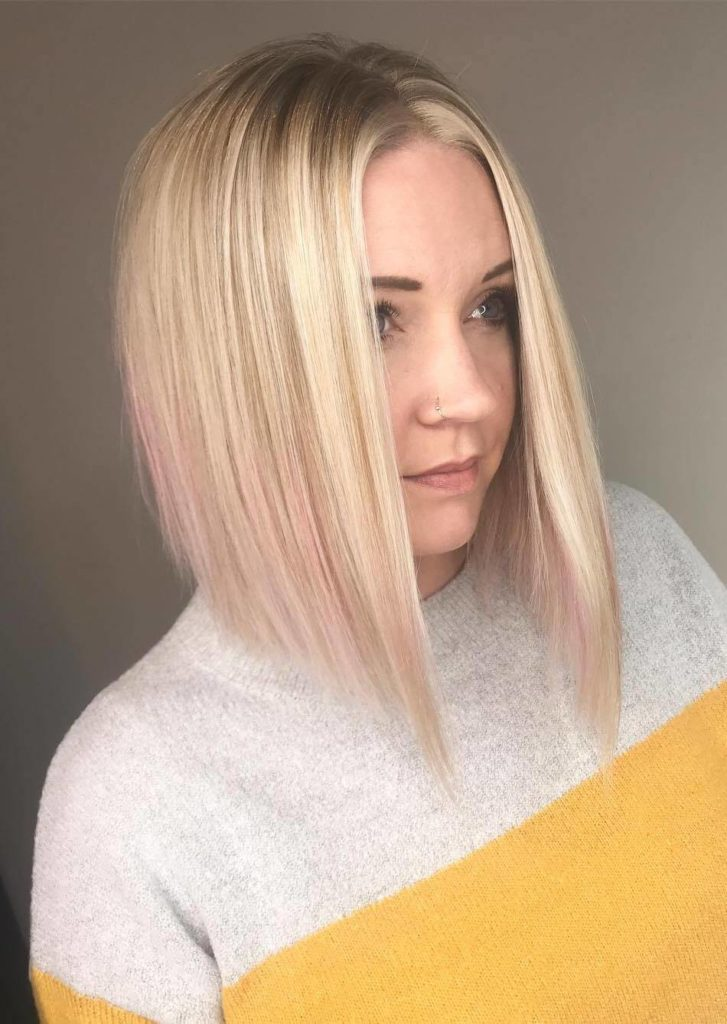 Awe Inspiring Blonde Bob Hairstyles 30 Hairstyle Trends To Try Now Schematic Wiring Diagrams Amerangerunnerswayorg