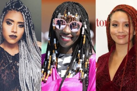 Box Braids Hairstyles