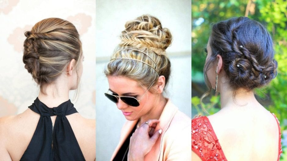 26 Gorgeous Braided Updo Hairstyles For Women