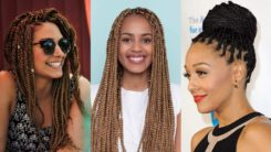 90 Attractive & Unique Cornrow Braids Hairstyles