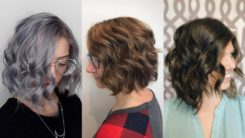 30 + Easy to Maintain Curly Bob Hairstyles