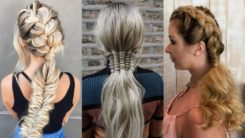 34 Easy Braid Hairstyles That Can be Done in 5 Minutes