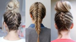 26 Most Beautiful French Braid Hairstyles