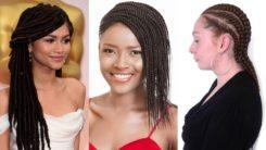 21 Beauty and Versatile Appearance of Ghana Braids