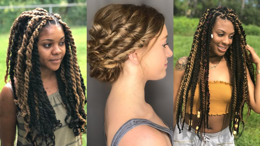 27 Marvelous Twist Hairstyles for Women to Try This Year