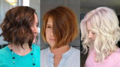 Eye Catching A Line Bob Haircuts and Hairstyles