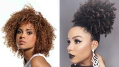 21 African American Curly Hairstyles for Women
