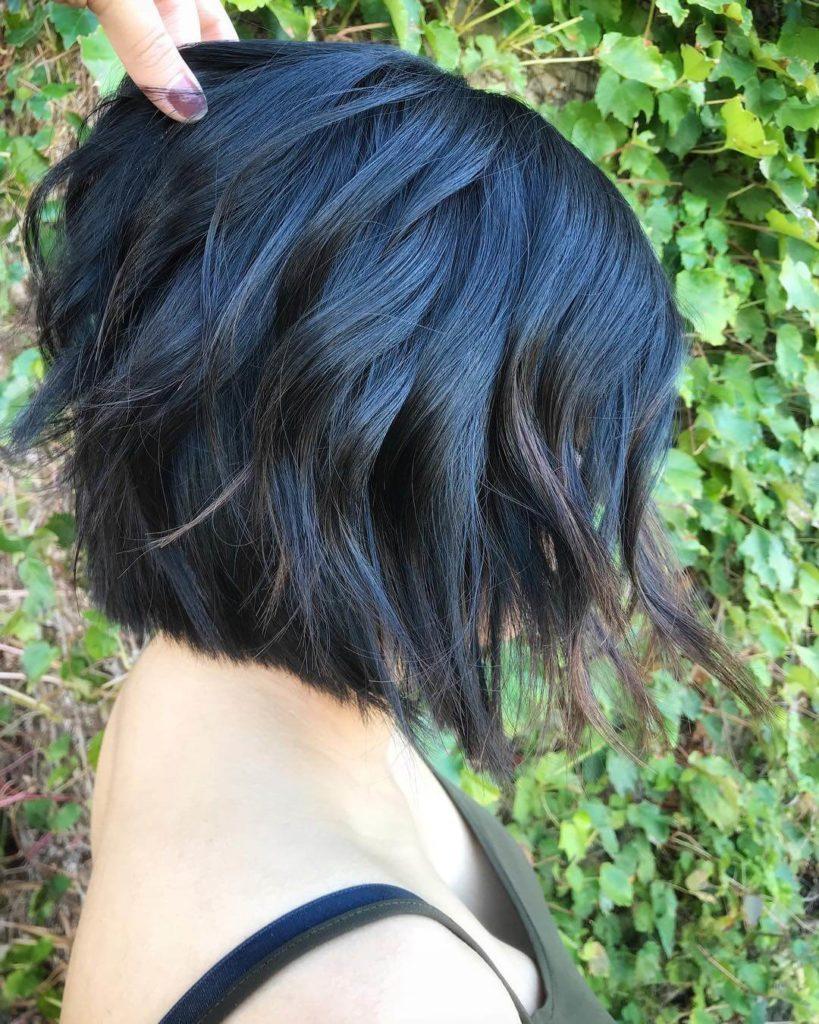 Layered Bob Haircuts