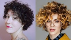 25 + Gorgeous Short Curly Hairstyles to Try This Year