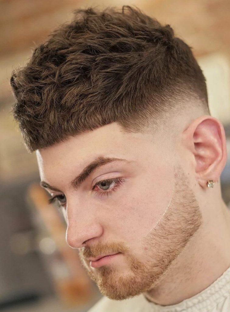 Stupendous 30 Classy Caesar Haircuts For Men Hairdo Hairstyle Schematic Wiring Diagrams Phreekkolirunnerswayorg